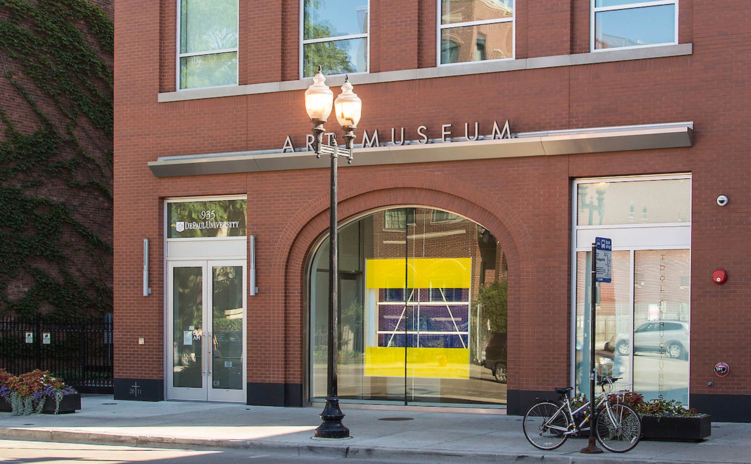 DePaul University Art Museum Hires Assistant Curator, Collection and Exhibition Manager