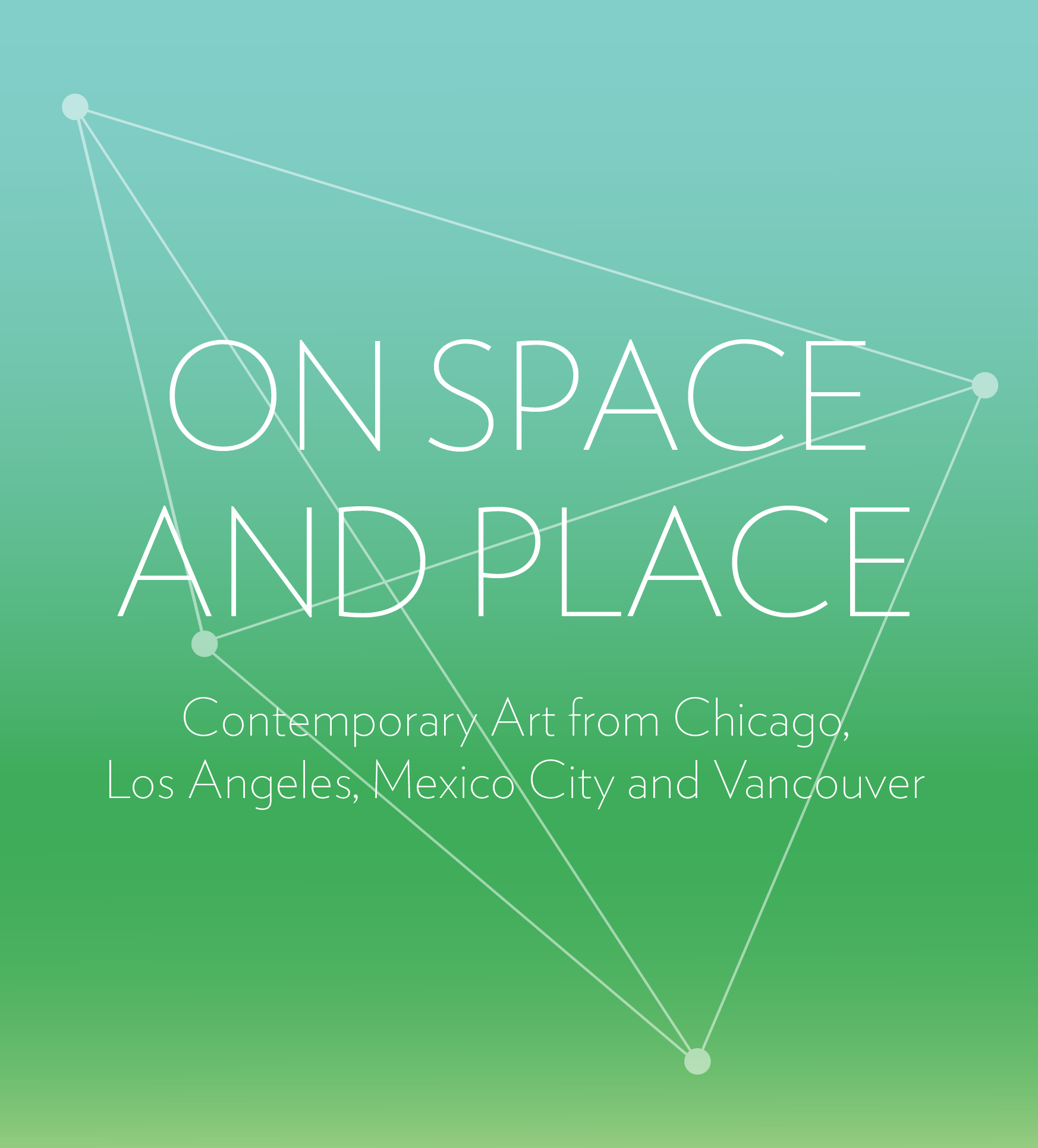 ART 21 on Space and Place