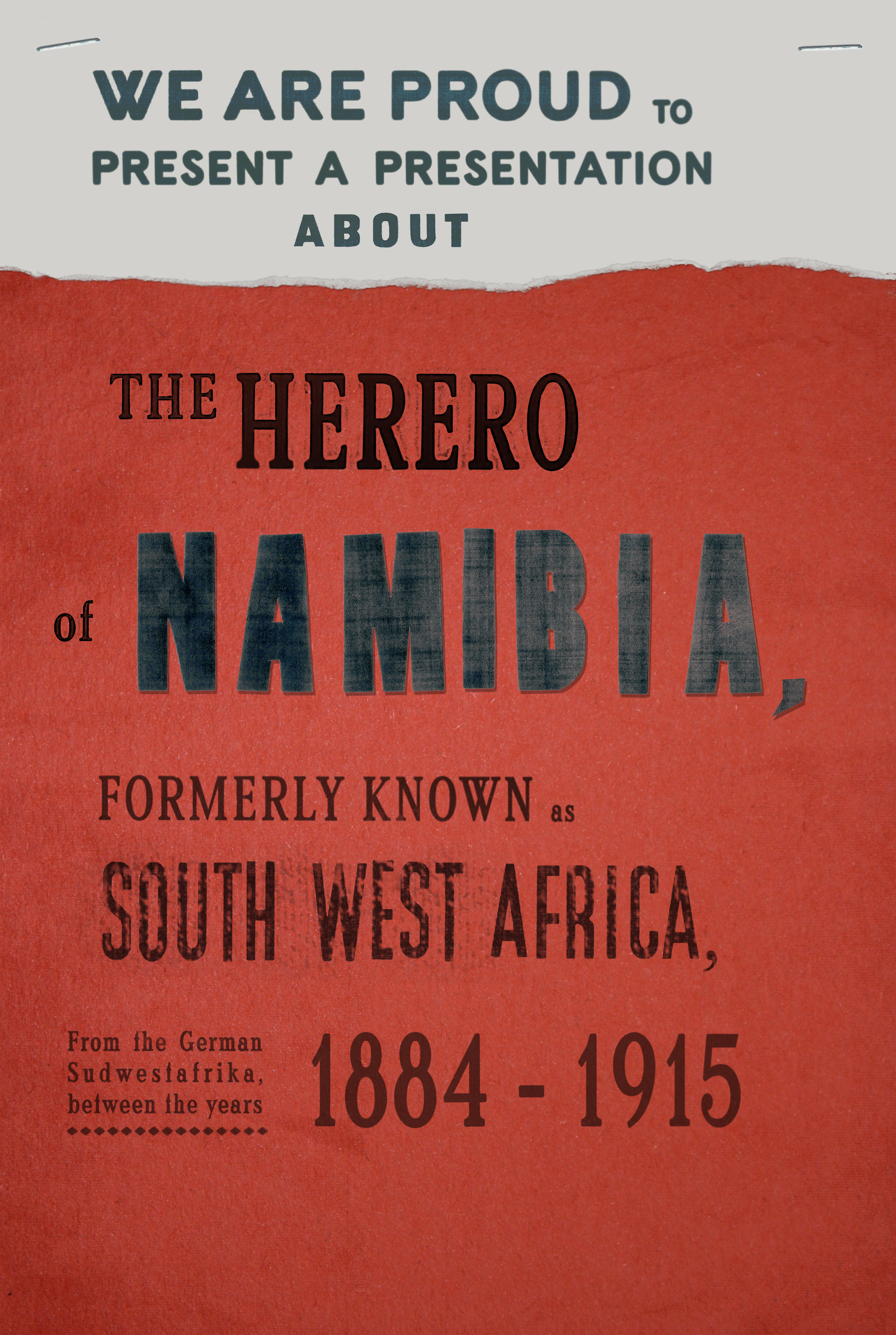 herero of namibia