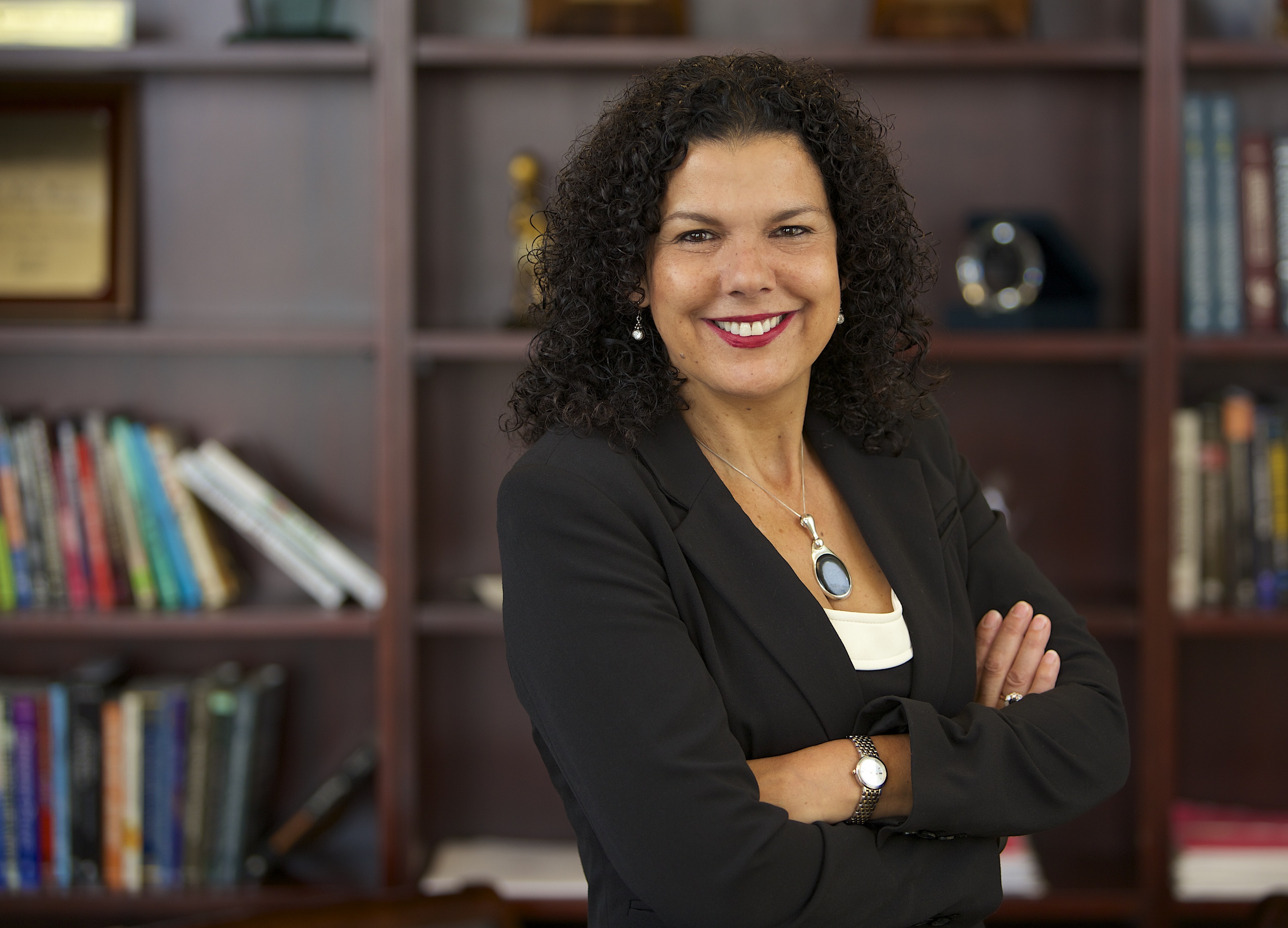 Salma Ghanem appointed interim provost