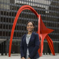 Latina from Chicago's South Side blazes trail to business law