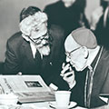 'Imagining Heschel' — a dialogue between renowned rabbi and cardinal — to be performed May 18 at DePaul University