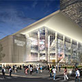 Event center at McCormick Square to be named Wintrust Arena