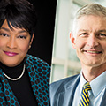 DePaul University board adds 2 trustees: Community health network CEO and university president