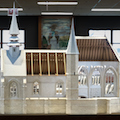 Folleville church model celebrates DePaul University's legacy