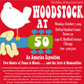 'Woodstock at 50' headlines DePaul Humanities Center's fall season