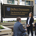 DePaul University receives major gift to create leadership development center