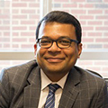 DePaul University names Soumitra Ghosh vice president for enrollment management