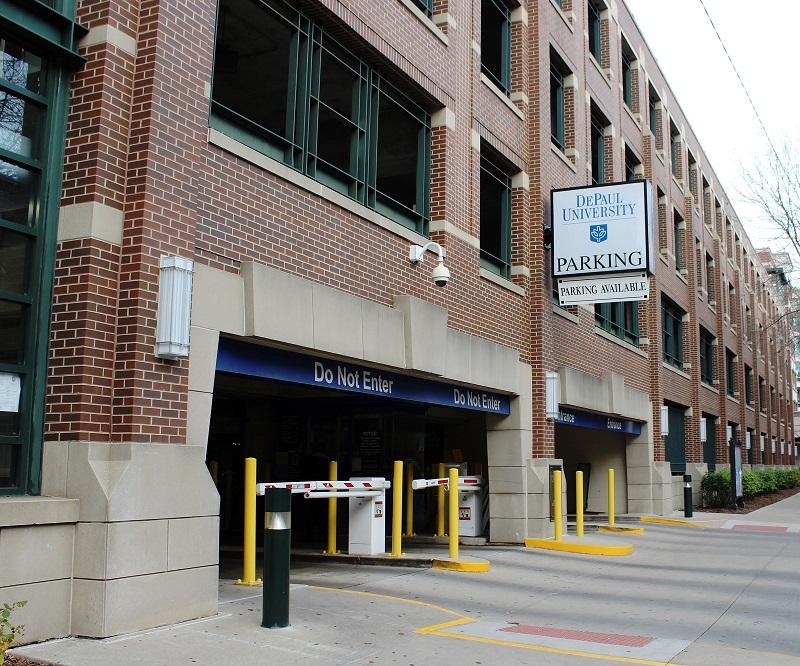 Parking services depaul university chicago parking services solutioingenieria Images