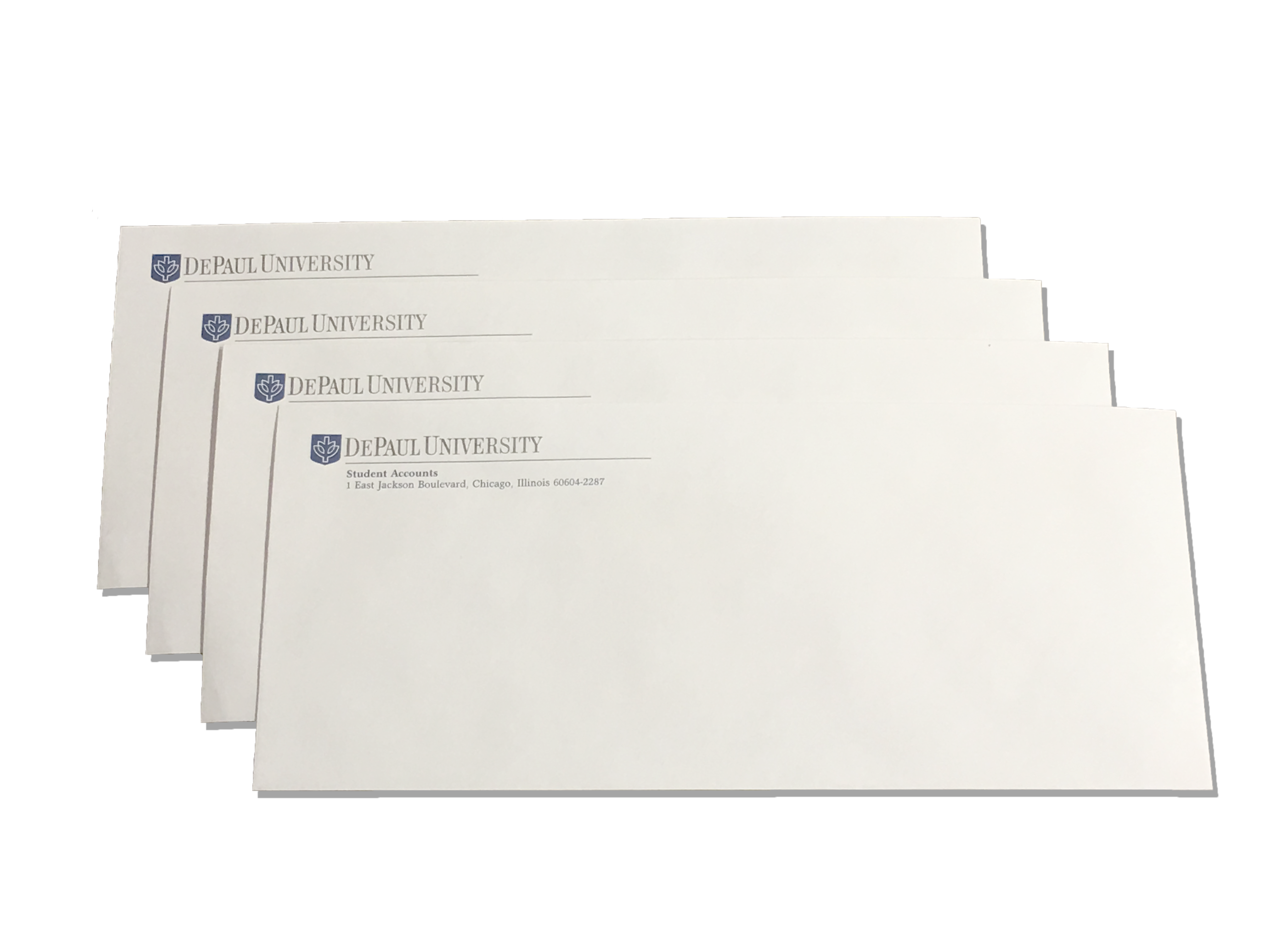 Outgoing Mail University Mail Print Mailing Services Depaul