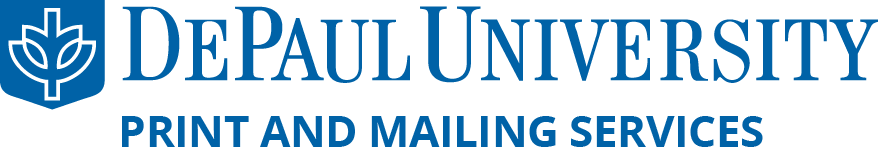 Print & Mailing Services   DePaul University, Chicago