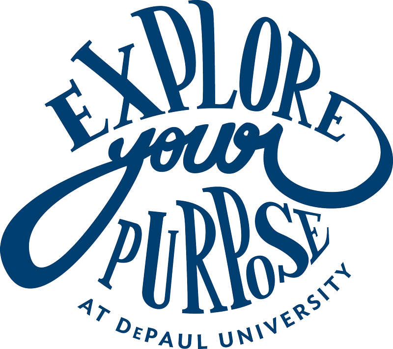 Explore Your Purpose at DePaul University - Logo