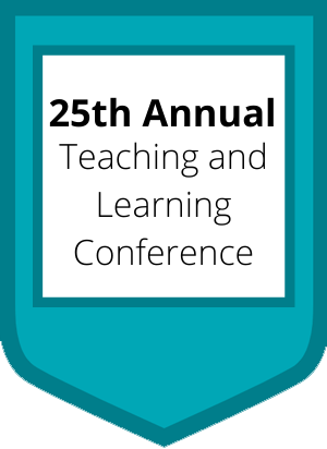 25th anniversary teaching and learning conference