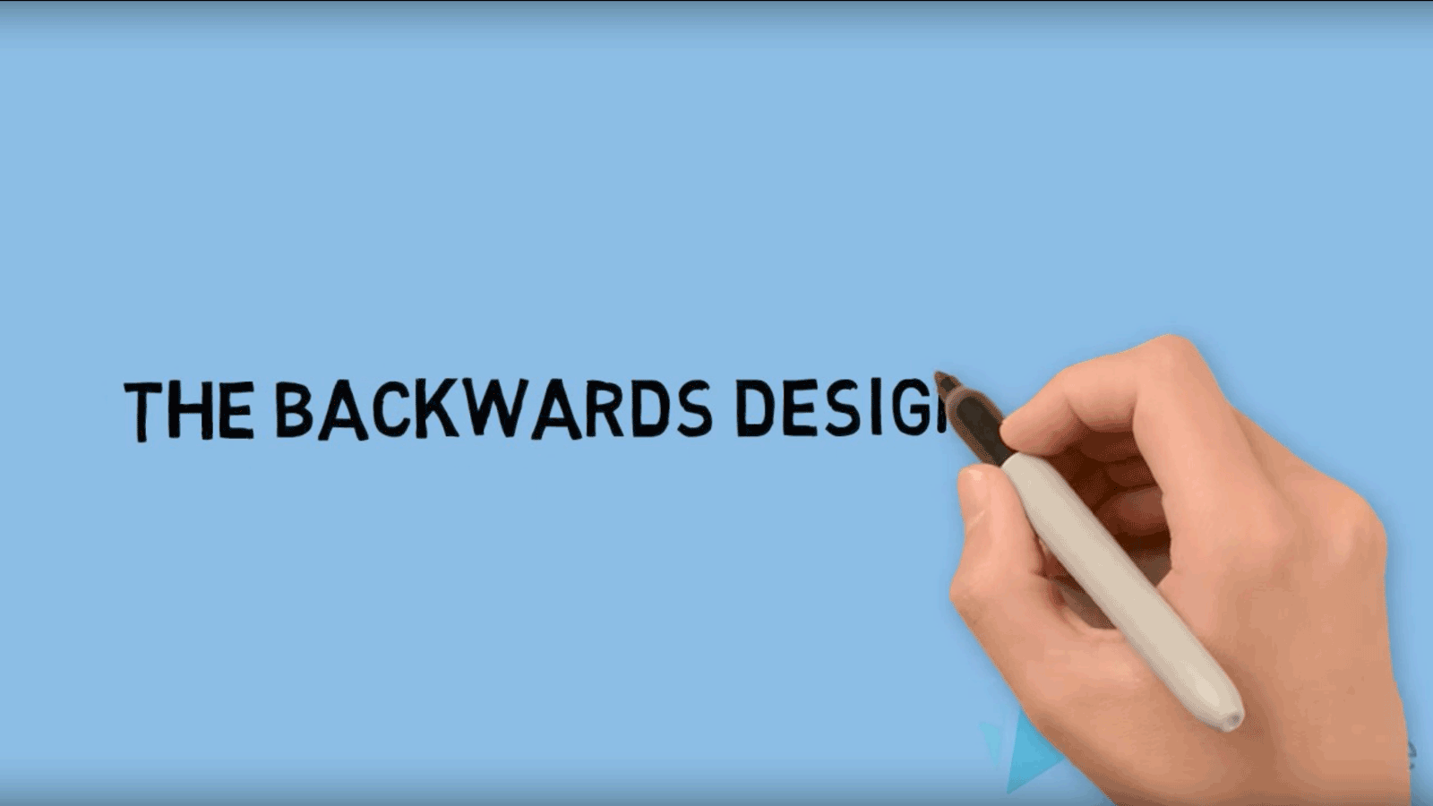 Backward course design video thumbnail