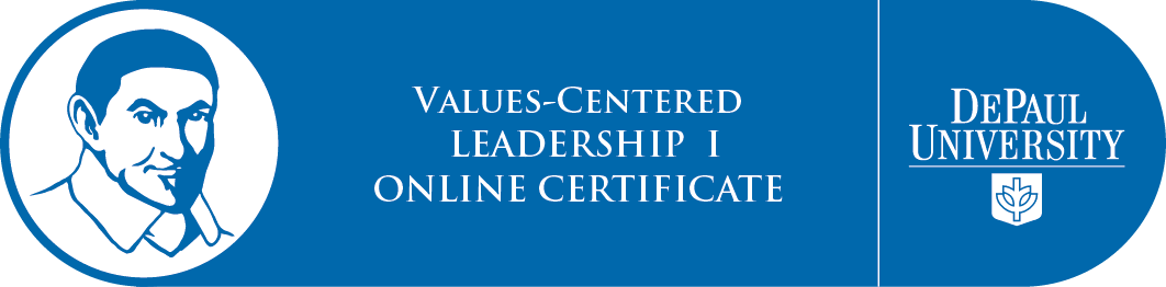 Values-Centered Leadership Certificate I