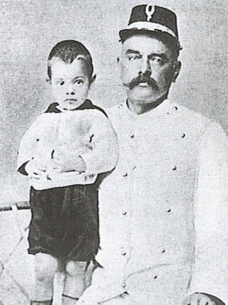 Rudolf John MacLeod and Norman John